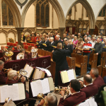 LCFB at Maldon Parish Church, October 2013